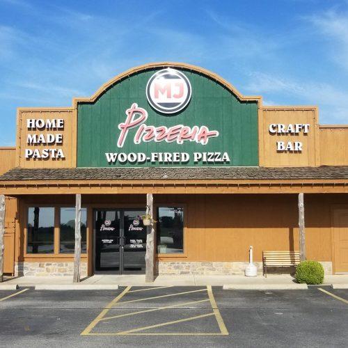 MJ Pizzeria