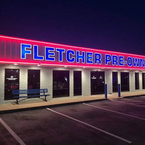 Fletcher Pre-Owned