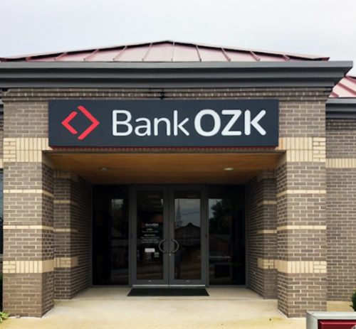 Bank OZK Cabinet