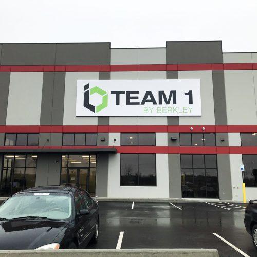 Team 1 Banner Tension Frame