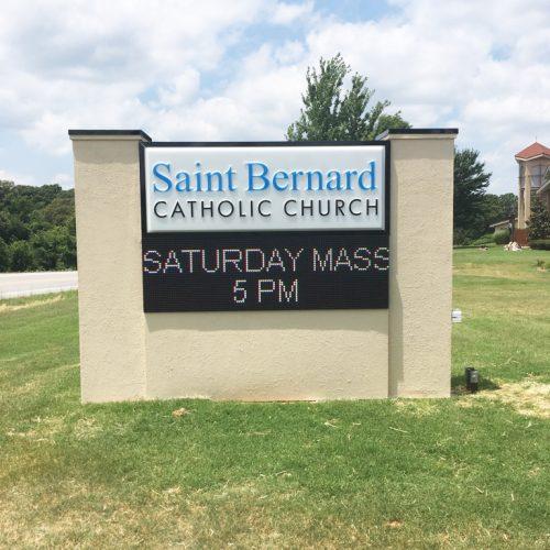 St Bernard Monument EMC