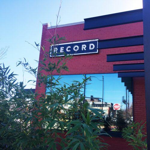 Record Bentonville Neon