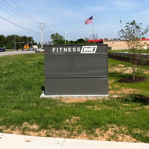 FitnessOne Monument
