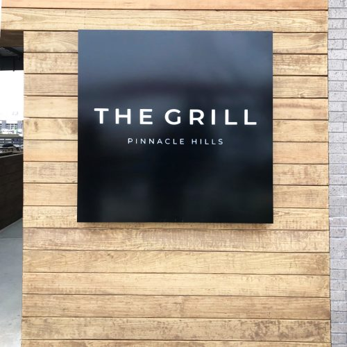 The Grill Cabinet