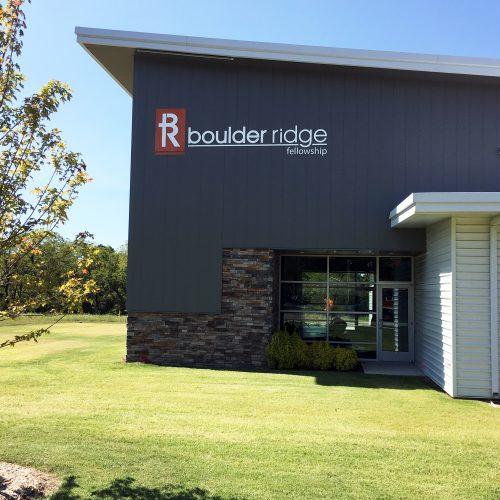 Boulder Ridge Acrylic