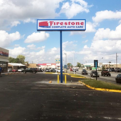 Firestone Pylon