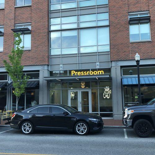 Pressroom Neon