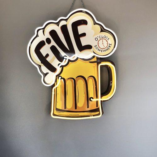 BeerMugNeon