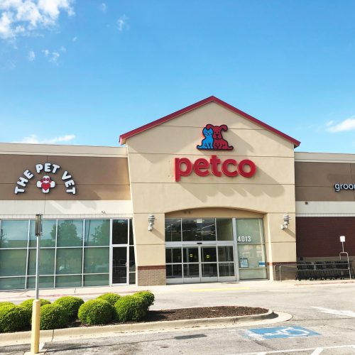 Petco Channel Letters